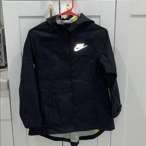 Nike sportswear big kid rain jacket